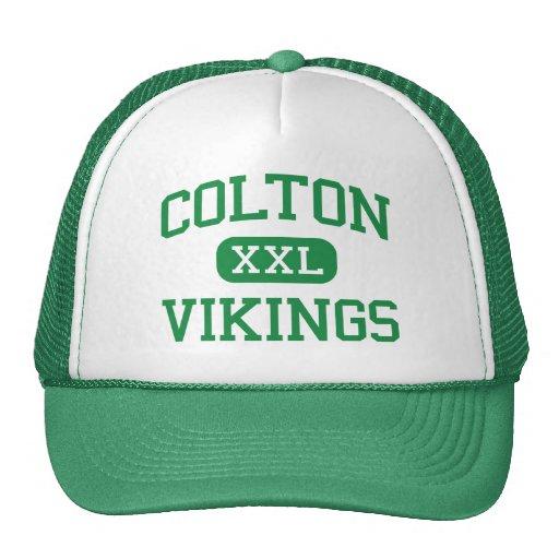 Colton - Vikingos - High School secundaria - Colto Gorras