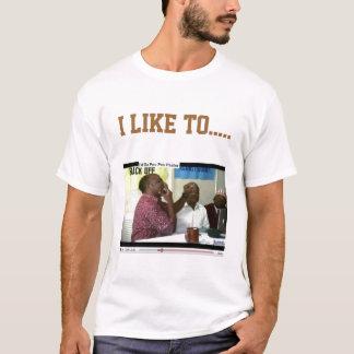 Coma a DA Poo Poo Camiseta