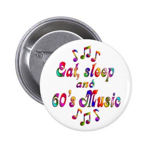Coma, duerma música de los años 60 pins