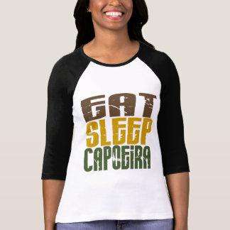 Coma el sueño Capoeira 1 Camisas