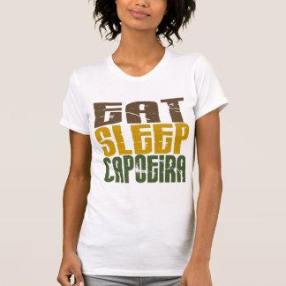 Coma el sueño Capoeira 1 Camisetas