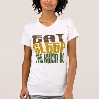Coma el sueño el Taekwondo 1 Camiseta