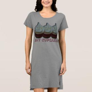 Coma el vestido de la camiseta de las magdalenas
