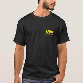 Coma la camiseta del VIP de la piscina del sueño