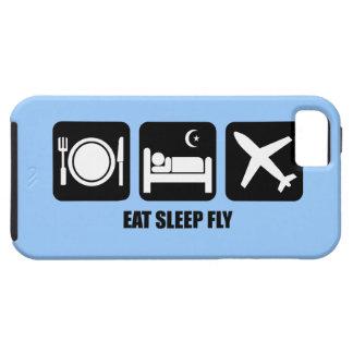 coma la mosca del sueño iPhone 5 Case-Mate cárcasa