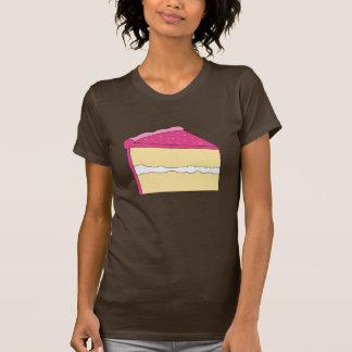Coma la torta camiseta