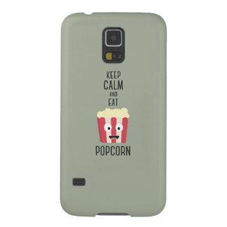 Coma las palomitas Z6pky Funda Galaxy S5
