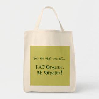 """""""Coma orgánico, sea orgánico!"""" Bolso de"""