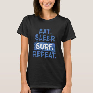 Coma. Sueño. RESACA. Repetición. Camiseta
