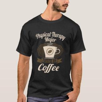 Comandante de la terapia física aprovisionado de camiseta