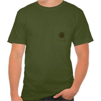 """Comandante """"intento difícilmente """" camiseta"""
