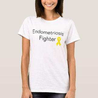 Combatiente de la endometriosis camiseta