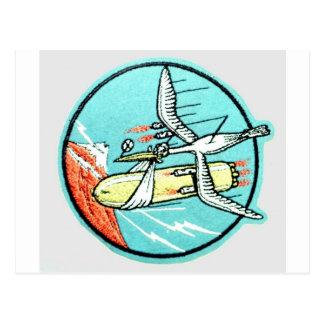 Combatiente TRAININGprogram del ARMA NUCLEAR del m Tarjeta Postal