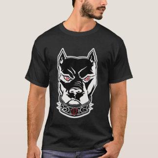 Combatientes de Pitbull Camiseta