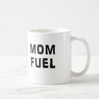 Combustible de la mamá taza de café
