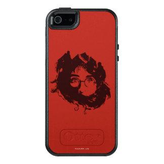 Comedores del ™ y de la muerte de HARRY POTTER Funda Otterbox Para iPhone 5/5s/SE
