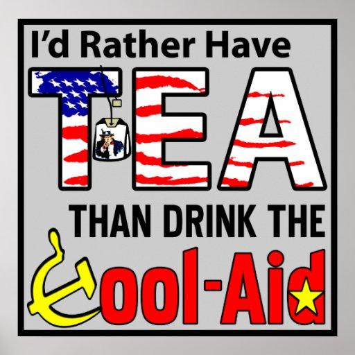 ¡Comería bastante té! Impresiones