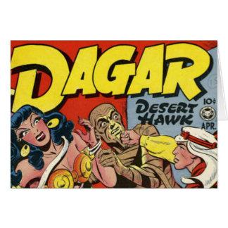 Cómic de Dagar Tarjeton