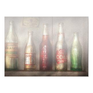 Comida - bebida - soda preferida comunicado personalizado