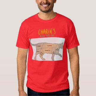 Comida de Chineese Camisas