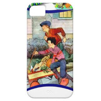 Comida de la acción de gracias iPhone 5 Case-Mate protectores