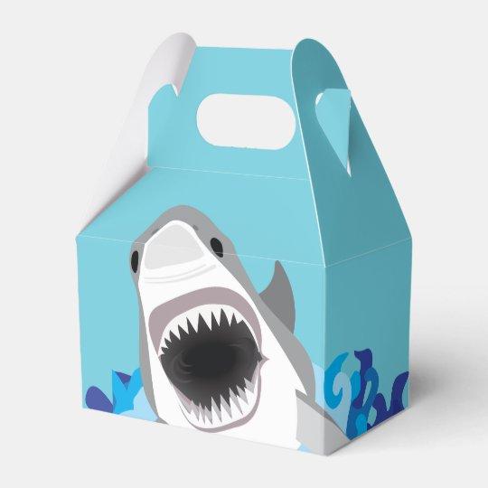 Comida del tiburón - gran ataque del tiburón caja para regalos