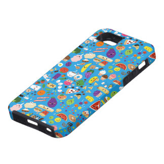 Comida feliz iPhone 5 Case-Mate protector