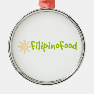 Comida filipina ornamentos de reyes magos