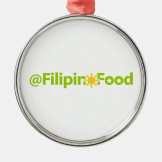 Comida filipina ornamente de reyes