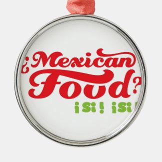 COMIDA MEXICANA ORNATOS