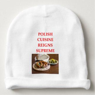 comida polaca gorrito para bebe