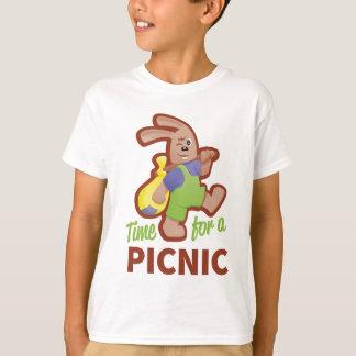 Comida-tiempo Camiseta