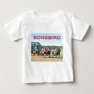 Comience a cantar camiseta de bebé