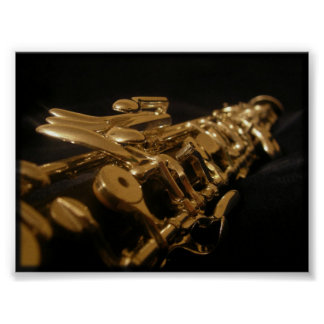 Como el Oboe canta Poster
