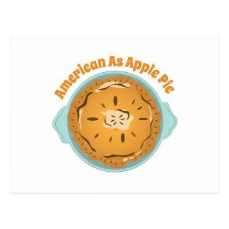 Como empanada de Apple Postal
