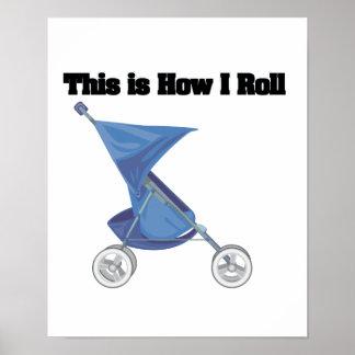 Cómo ruedo (el cochecito de bebé) impresiones