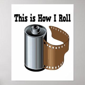 Cómo ruedo la película de la cámara poster