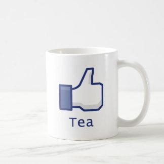 Como té taza