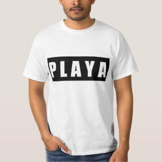 como un Playa Camiseta