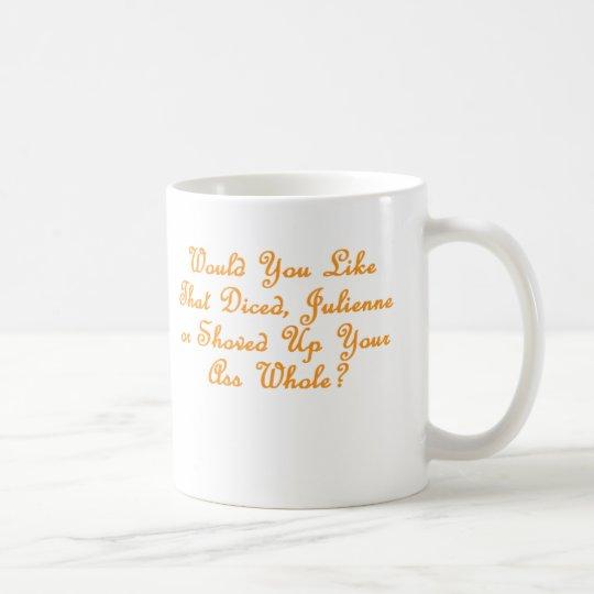 ¿Cómo usted tienen gusto de eso? Taza De Café