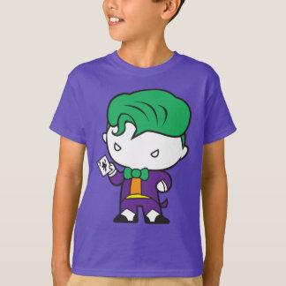 Comodín bilateral de Chibi Camiseta