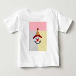 comodín camiseta de bebé
