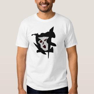 Comodín cósmico camisetas