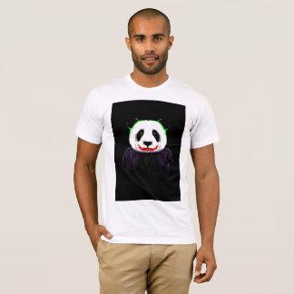 comodín de la panda camiseta