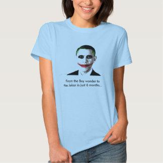 comodín de obama, de la maravilla del muchacho al camisetas