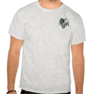 Comodín esquelético camiseta