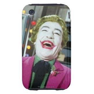 Comodín - risa de 4 tough iPhone 3 funda