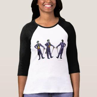 Comodín - todos los lados camiseta