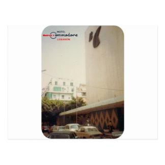 Comodoro Beirut del hotel Postal