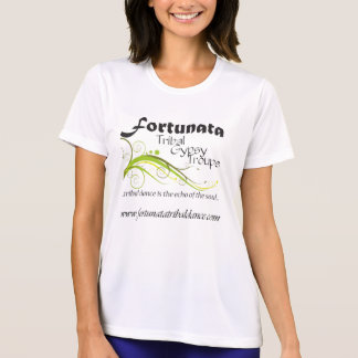Compañía gitana tribal de Fortunata Camiseta